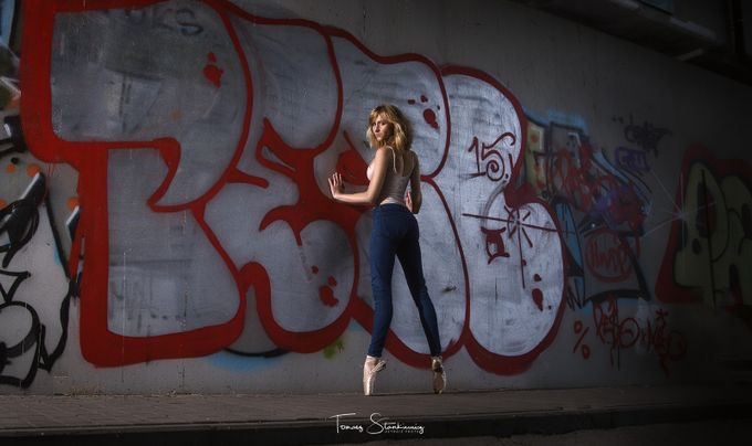 City Dancer by AmoArt - Monthly Pro Vol 36 Photo Contest