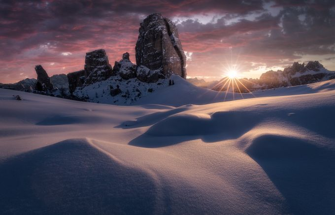 Cinque Torri by Photographybyko - Covers Photo Contest Vol 42