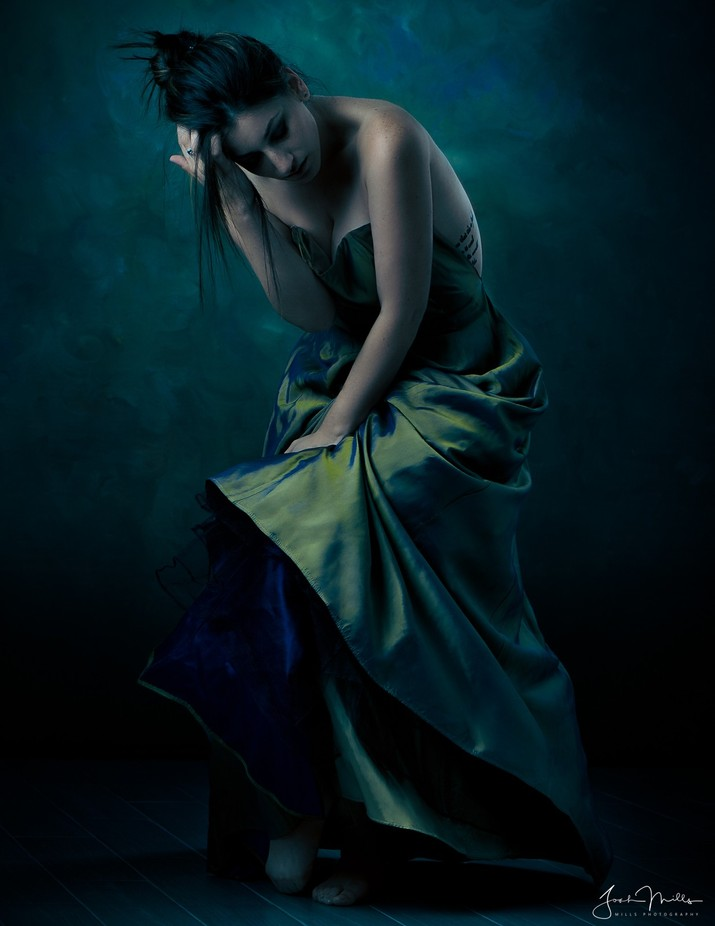 The Dress II by JAMillsPhoto - Social Exposure Photo Contest Vol 12