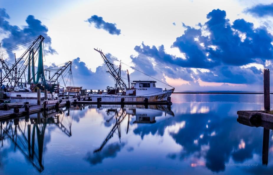 Fulton Harbor (Rockport, Texas 10-15-17)