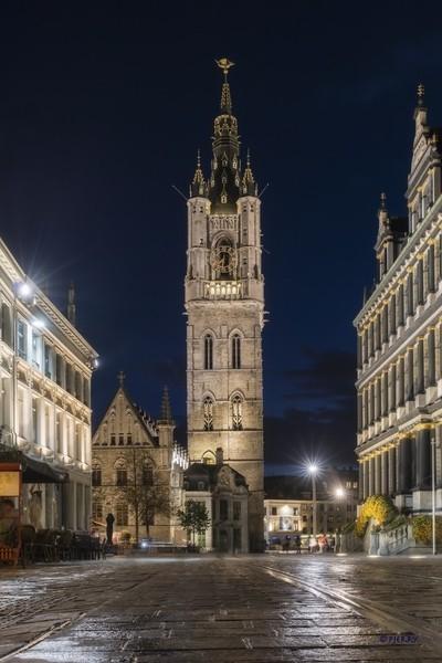 Belfry, Ghent Belgium