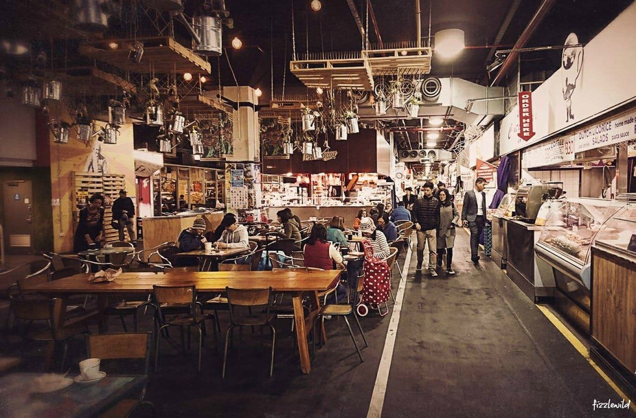 Central Market Eatery