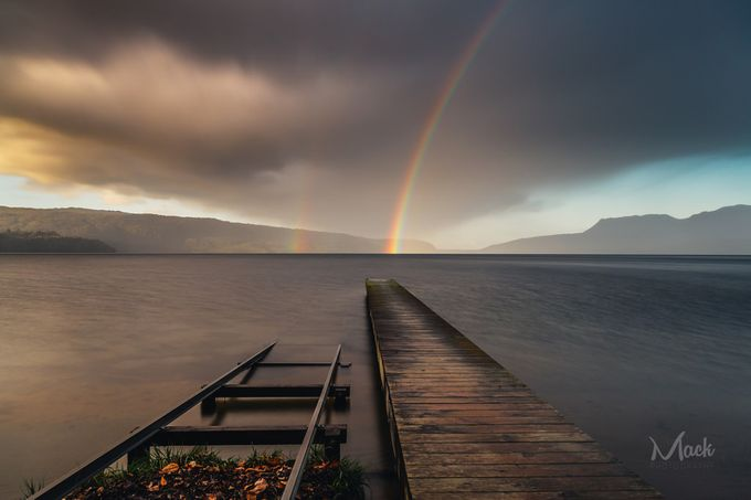 The Double Double. by Mike_MacKinven - Rainbows Overhead Photo Contest