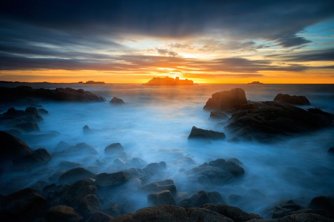 Guernsey  sunset by chris_smith - Creative Landscapes Photo Contest