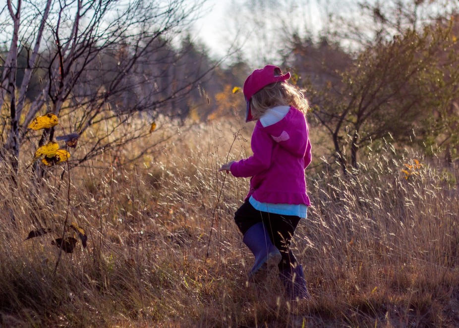 Getting back into photography and I took my 50mm out for a walk with my kids.