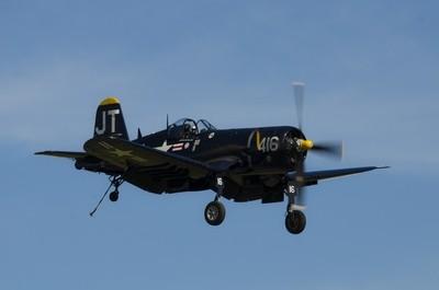 """F-4U Corsair """"Korean War Hero"""""""