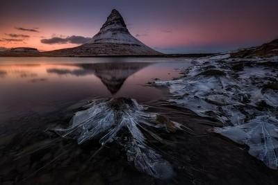 """Frozen Sunset"""
