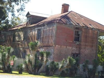 House on Laura Plantation