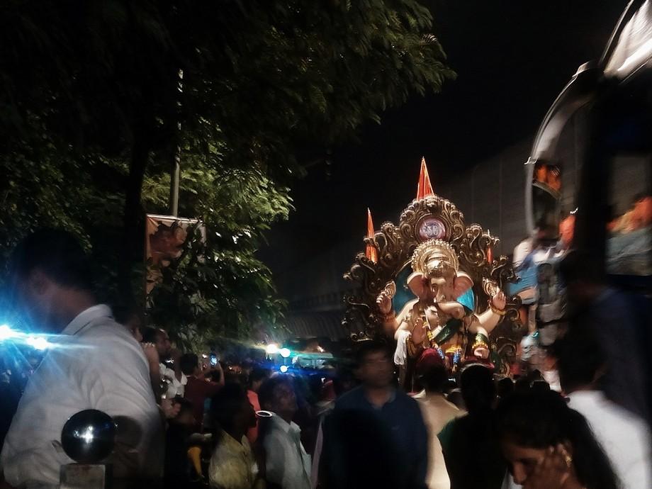Ganesh Chaturthi is a ten day Hindu festival celebrated to honor the elephant-headed God Ganesha&...