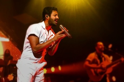 Young the Giant. House of Blues. Orlando. 9-21-17