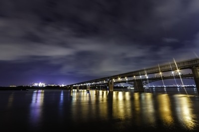 Novosibirsk bridges