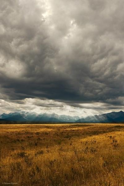 Where Prairies Meet Rockies