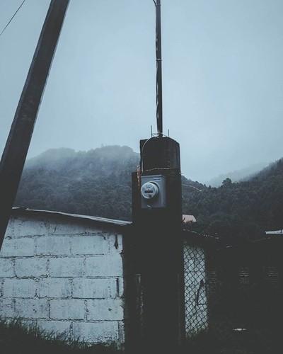 Esta es una de mis favoritas.????-#forest #moss #mountains #neblina #monta
