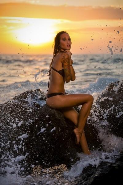 Stumbled Upon a Mermaid