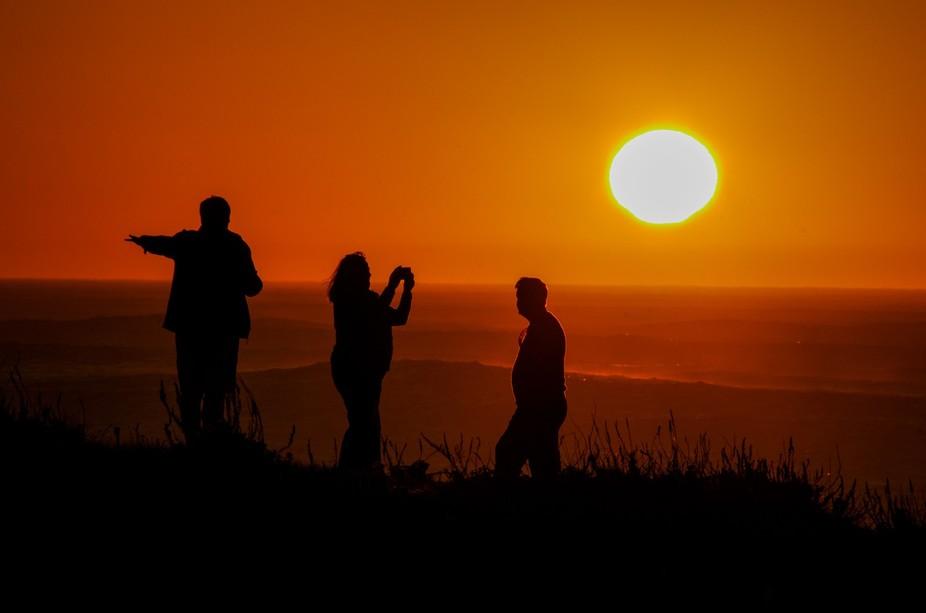 Sunset Photo Op