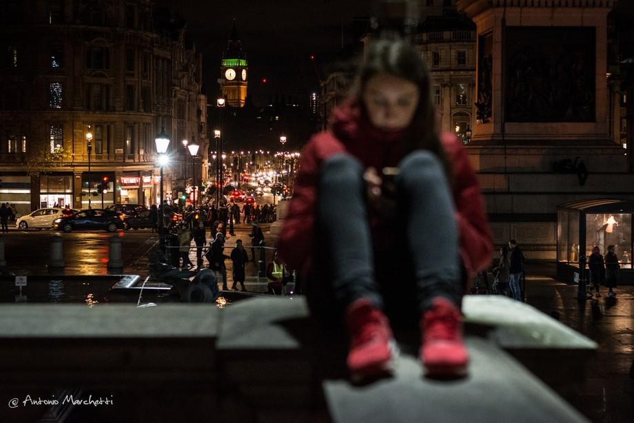 London sadness
