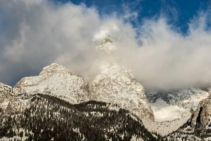 Grand Teton Emerging