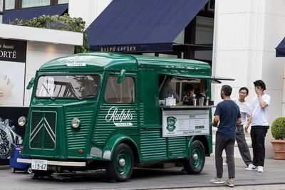 Japan Classic Coffee Trucks