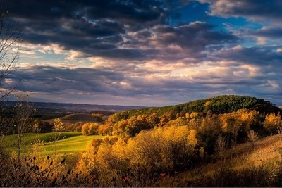 Fall colors in Wisconsin