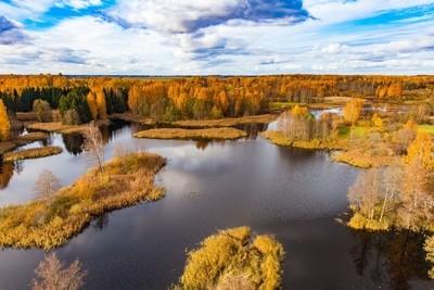 Fall'ing lakes