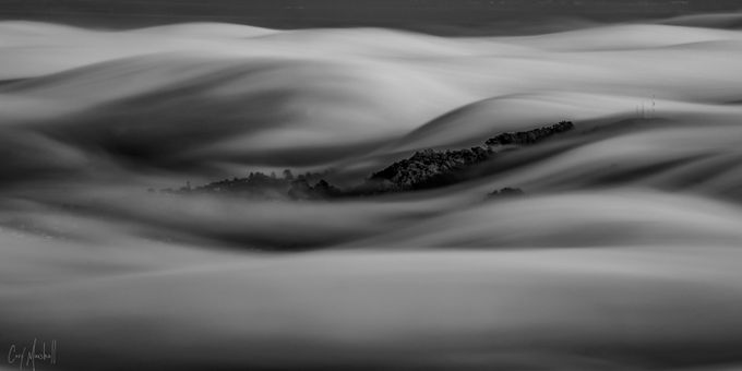 Fog by corymarshall - Black And White Landscapes Photo Contest