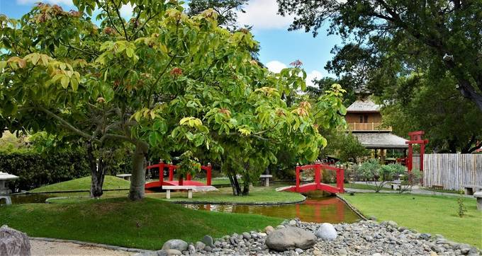 """This Chinese Garden is in Ponce, Puerto Rico in a sector known as """"El Vigia"""" , which means The Watch Place."""