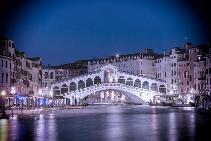 Rialto Bridge, Venice by ratherton - Canals Photo Contest