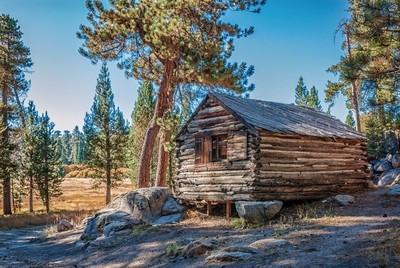 The Cabin at Bluff Lake