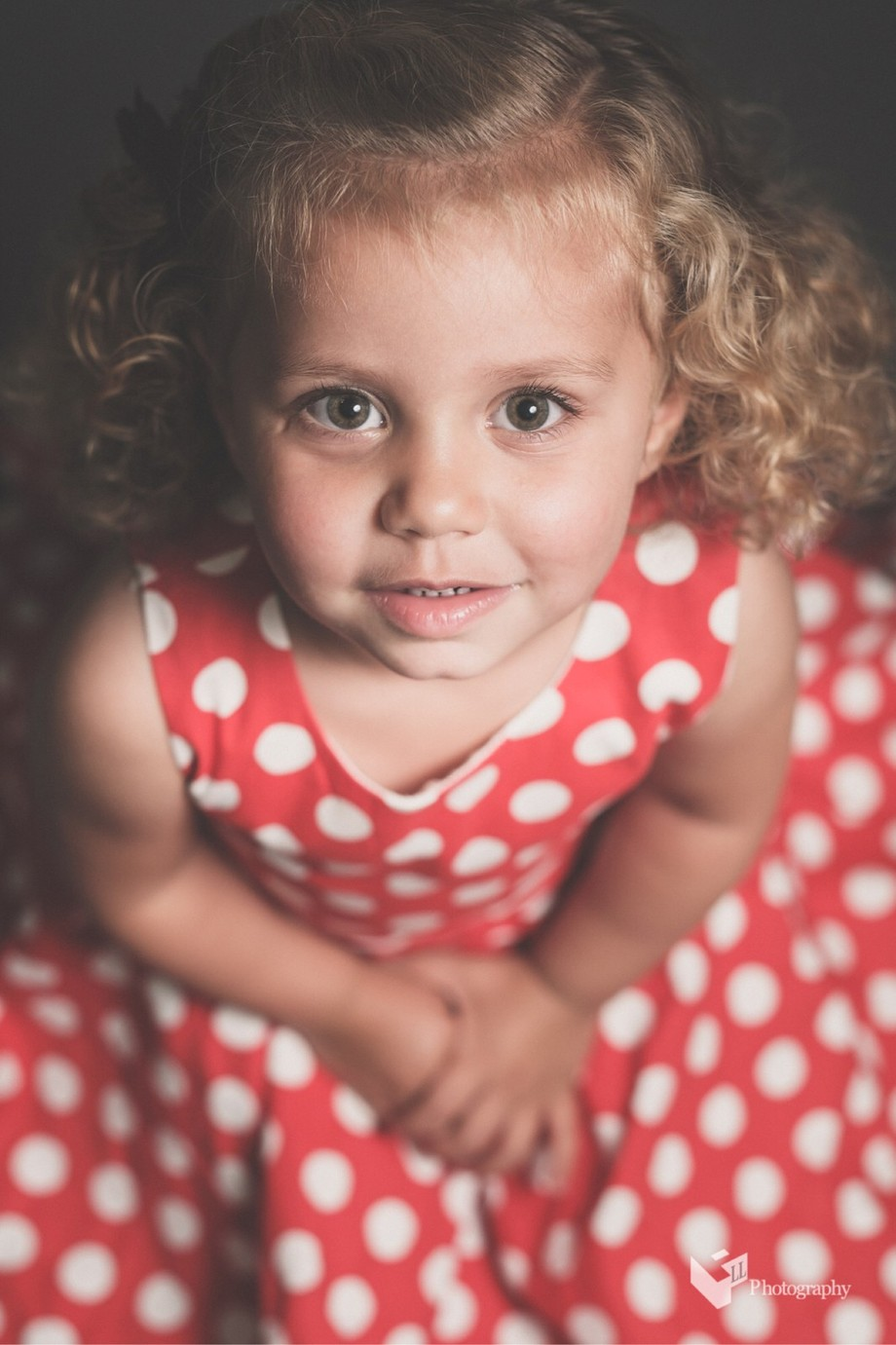 My little Shirley Temple by pllphotography - Curls Photo Contest