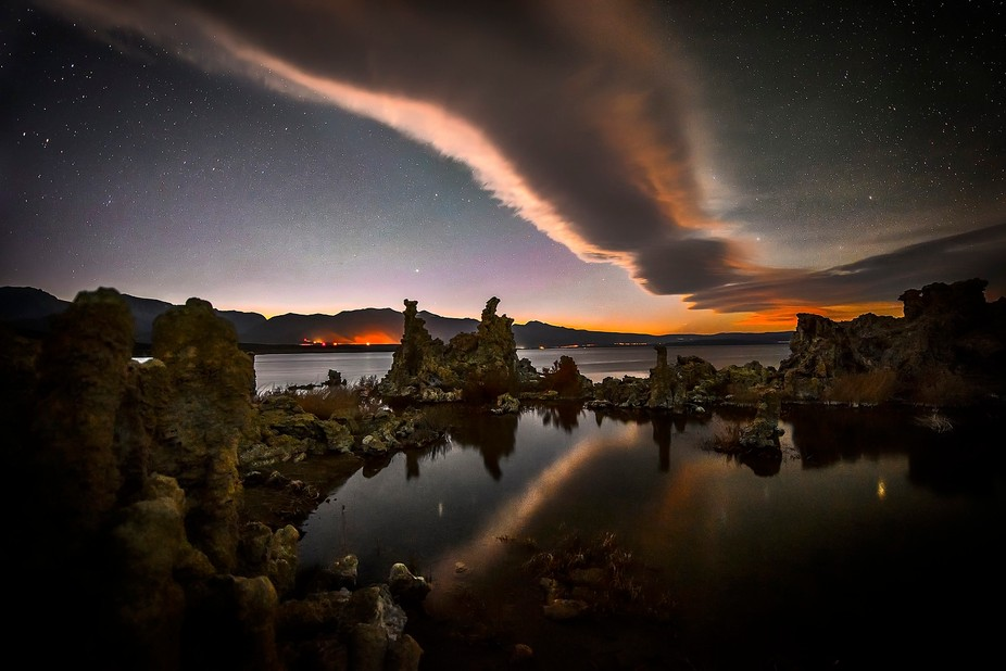 I wanted to shoot the Milky way at Mono Lake last week. While waiting for the night sky to get da...