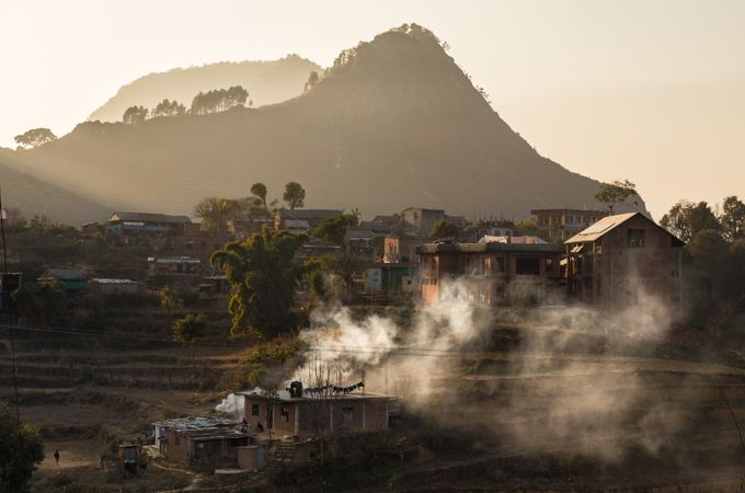 Bandipur Billows by joshwindsor - Everything Smoke Photo Contest
