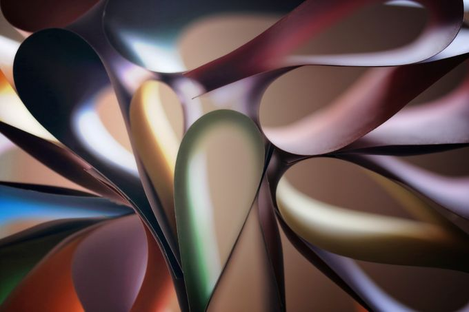 Paper Folds by ceridjones - Epic Abstractions Photo Contest