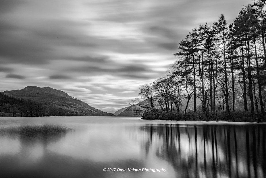 Located within the Argyll Forest Park, Loch Eck is a freshwater loch located on the Cowal Peninsu...