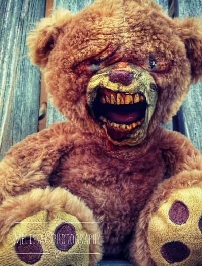 Brad the Zombie...