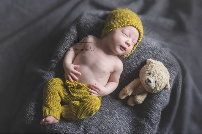 Sleepin' beauty by mariannhennel - Anything Babies Photo Contest