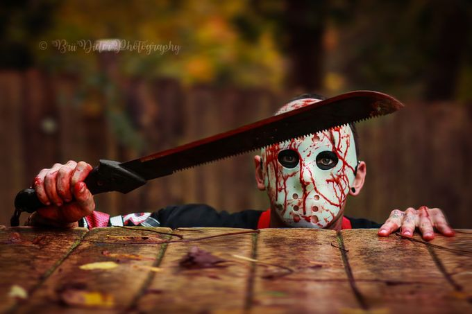 Jason by briidieterphotography - Halloween Photo Contest 2017