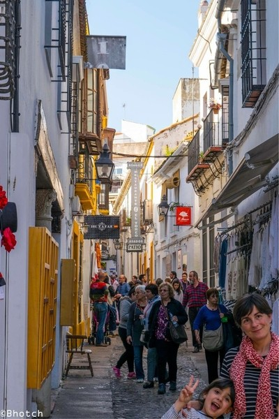 Streets of Cordoba, Spain