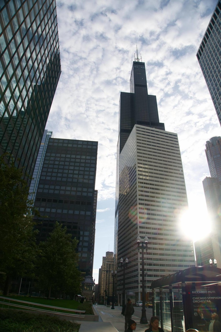 Some of the tallest buildings in the world once graced Chicago skyline.