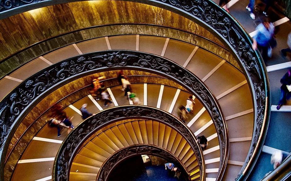 Rom Vaticano Museum