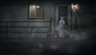 The Brave Little Ghost