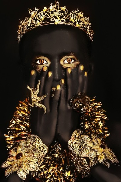 Queen from Africa