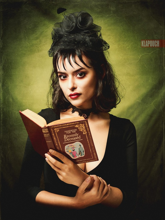 Beetlejuice, Beetlejuice, Beetlejuice! by klapouch - Letters And Words Photo Contest