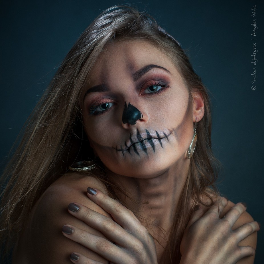 Sad Creature by arvydassvirka - Halloween Photo Contest 2017
