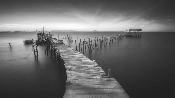 Stuck in Time by ander_alegria - Promenades And Boardwalks Photo Contest