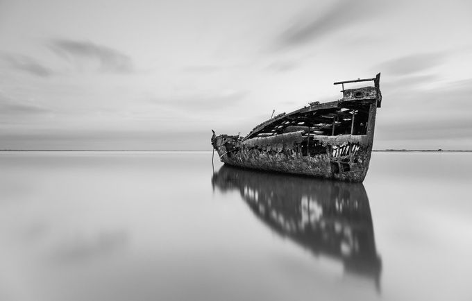 Janie Seddon – BW by Mike_MacKinven - Black And White Landscapes Photo Contest