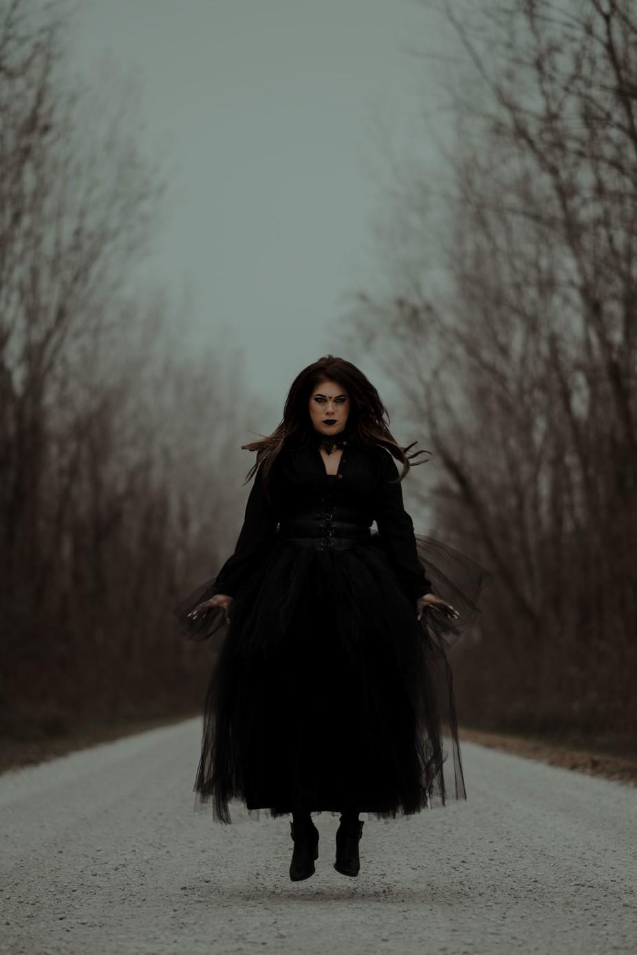 Magic Before Dark  by crystaldiane - Halloween Photo Contest 2017