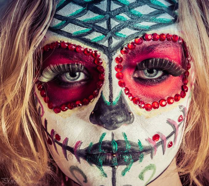 Day of the dead by andrewjchisholm - Cultures of the World Photo Contest