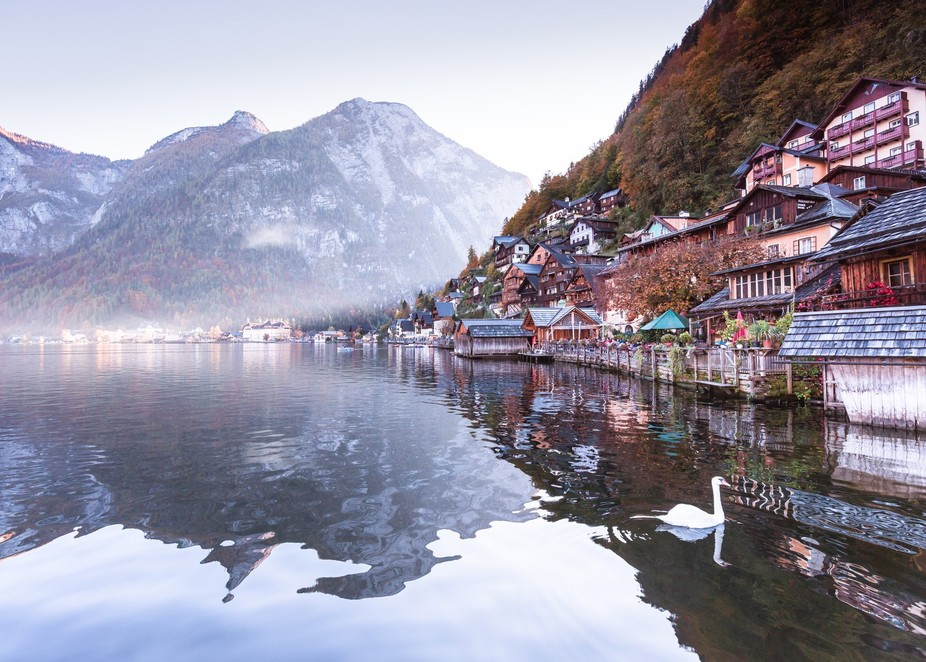 The most beautiful village in the world? I think so...