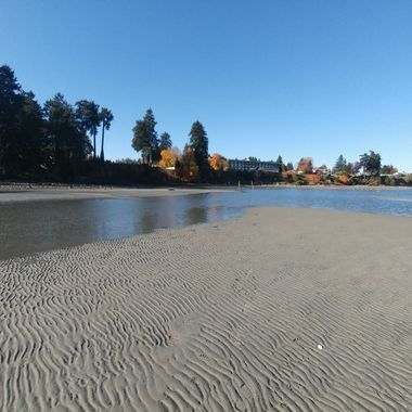 Parksville Beach October 30, 2017