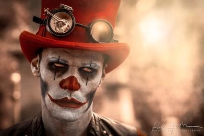 Bad bad bad clown